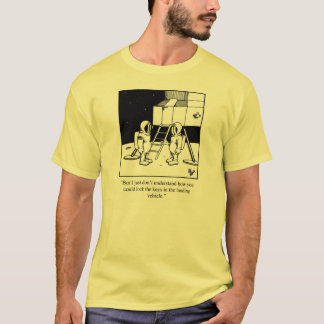 NASA Humor Tee Shirt Gift