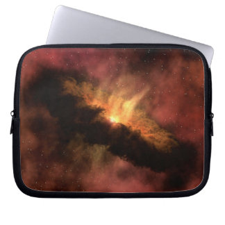 NASA infrared Planet Forming Disk Laptop Sleeve