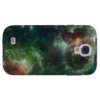 NASA infrarroja del mosaico de las nebulosas del c Funda Galaxy S4