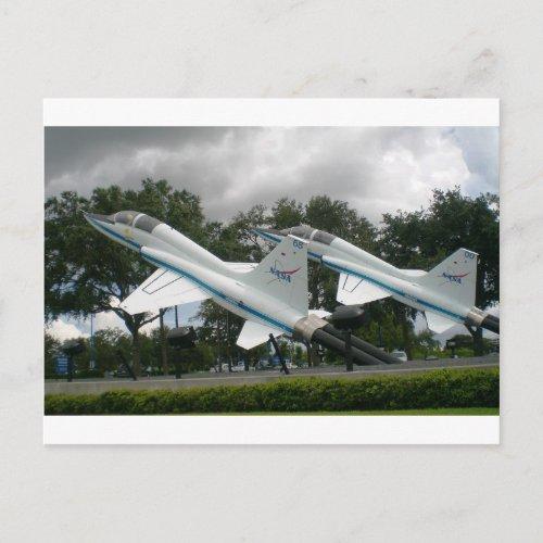 NASA Jets Postcard