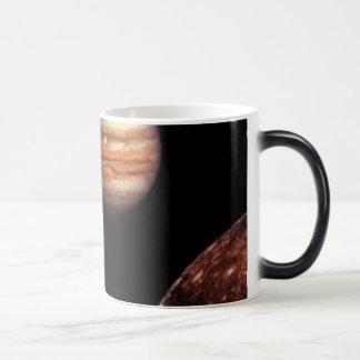 NASA Júpiter y lunas Taza Mágica