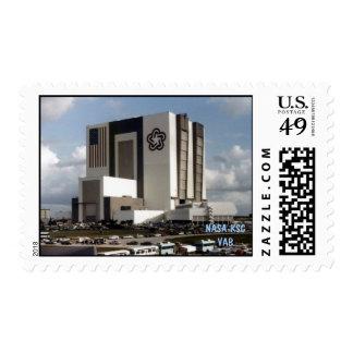 NASA-KSC VAB Postage