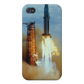 NASA launch of Saturn SA-5 iPhone 4/4S Cover