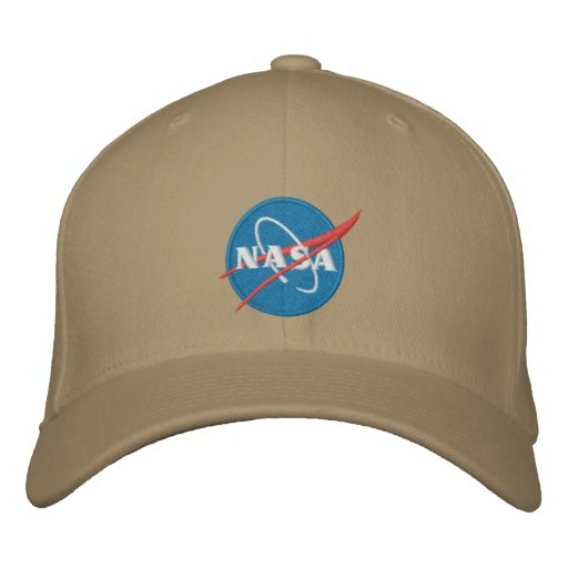 NASA Logo Embroidered Hat