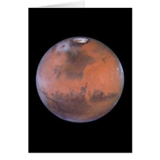 NASA - Mars - Pathfinder Landing Site Card