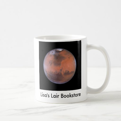 NASA - Mars - Pathfinder Landing Site Coffee Mug