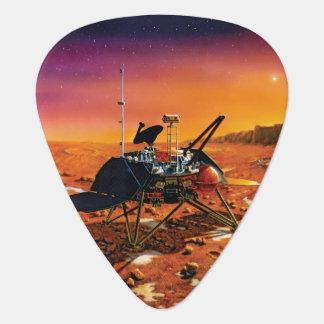 NASA Mars Polar Lander Artist Concept Artwork Guitar Pick