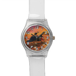 NASA Mars Polar Lander Artist Concept Artwork Wrist Watch