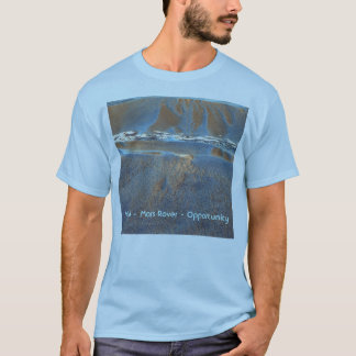 NASA Mars Scylla - Windblown Ripples T-Shirt