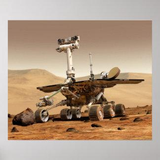 NASA Marte Rover Posters