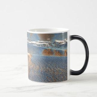 NASA Marte Scylla - ondulaciones Windblown Tazas De Café