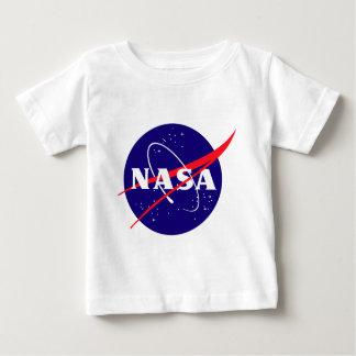 NASA Meatball Logo Baby T-Shirt