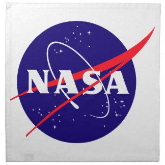 NASA Meatball Logo Cloth Napkin