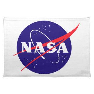 NASA Meatball Logo Cloth Placemat