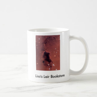 NASA - Nearby Dust Clouds in the Milky Way Promo Classic White Coffee Mug