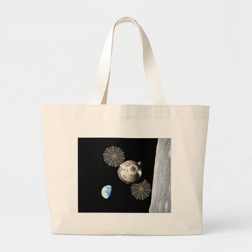 NASA Orión en órbita lunar Bolsas