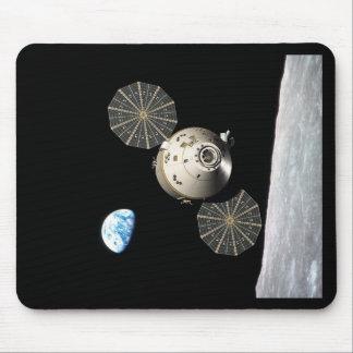 NASA Orion in Lunar Orbit Mouse Mat