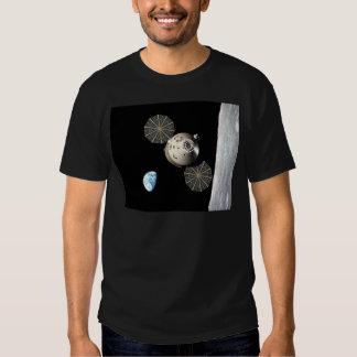 NASA Orion in Lunar Orbit T-shirt