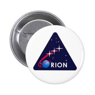 NASA Orion Logo Pins