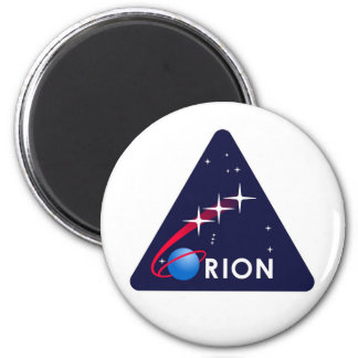 NASA Orion Logo Refrigerator Magnets