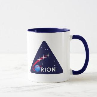 NASA Orion Logo Mug