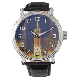 NASA Orion Spacecraft Rocket Launch Wrist Watch