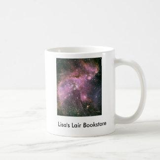 NASA - Pequeño promo de la librería de la nube de  Tazas