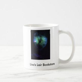 NASA - Planetary Nebula NGC 2371 Bookstore Promo Coffee Mug