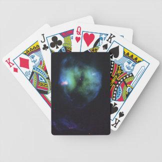 NASA - Planetary Nebula NGC 2371 Playing Cards