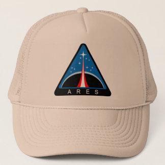 NASA Project Ares Logo Trucker Hat