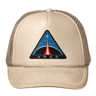 NASA Project Ares Logo Trucker Hat