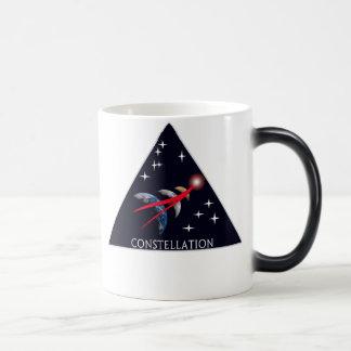 NASA Project Constellation Logo   Mug
