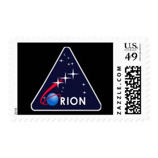 NASA Project Orion Logo Postage