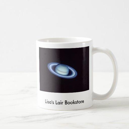 NASA - Promo de la librería de Saturn Tazas