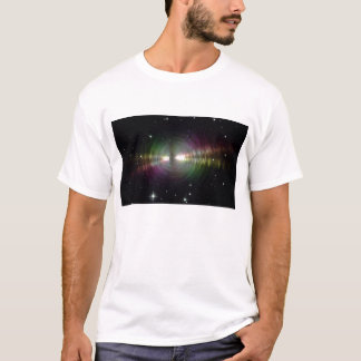 NASA - Rainbow Image of the Egg Nebula - CRL2688 T-Shirt
