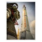NASA Rocket Park Postcard