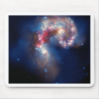 NASA s Great Observatories Witness a Galactic Spec Mouse Pads