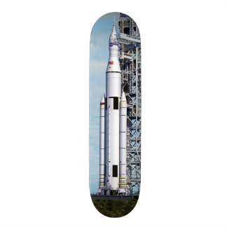 NASA SLS Space Launch System Rocket Launchpad Skateboard Deck