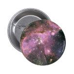 NASA - Small Magellanic Cloud 2 Inch Round Button