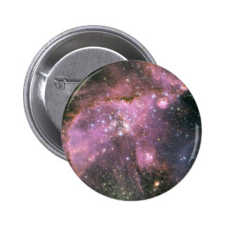 NASA - Small Magellanic Cloud Pinback Button