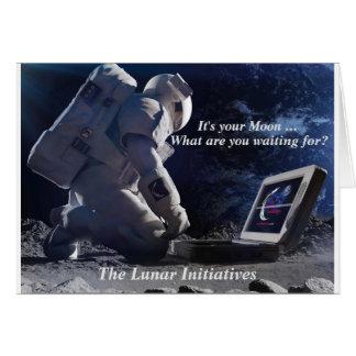 NASA Space Apps Card Blank