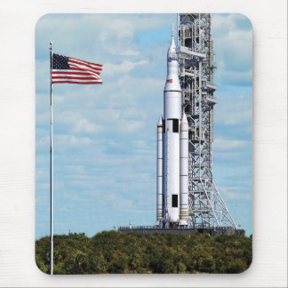 NASA Space Launch System Mousepad