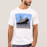 NASA Space Shuttle Atlantis Landing Edwards AFB T-Shirt