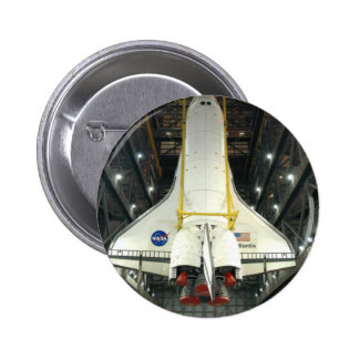 NASA SPACE SHUTTLE ATLANTIS PROGRAM COMMEMORATIVE PINS