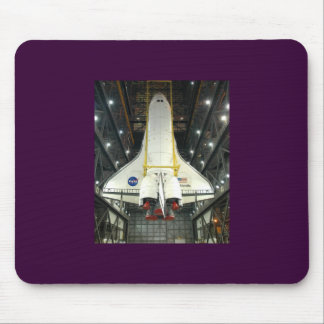 NASA SPACE SHUTTLE ATLANTIS PROGRAM COMMEMORATIVE MOUSE PAD