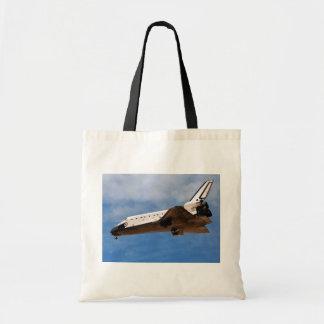 NASA Space Shuttle Atlantis STS-30 Landing Tote Bag