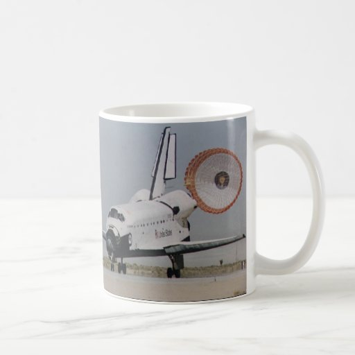 nasa SPACE SHUTTLE Classic White Coffee Mug | Zazzle