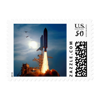 NASA Space Shuttle Discovery Launch STS-64 Postage