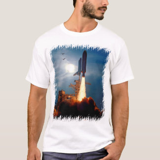 NASA Space Shuttle Discovery Launch STS-64 T-Shirt