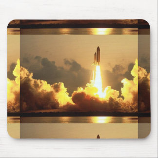 NASA SPACE SHUTTLE MOUSE PAD